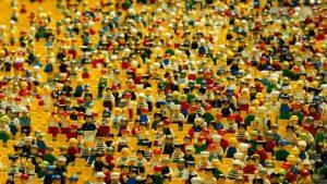 Crowd lego-1044891_640