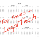 Top LegalTech Events in 2019